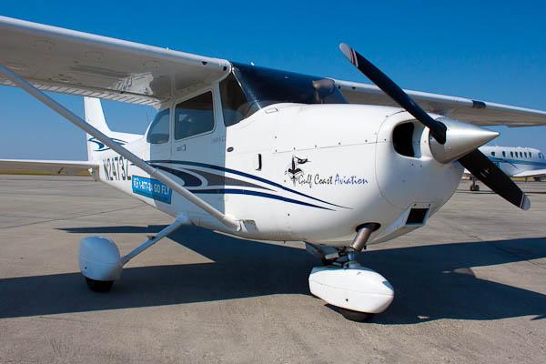 N2473Z (C172) – Home of Gulf Coast Aviation Flight School