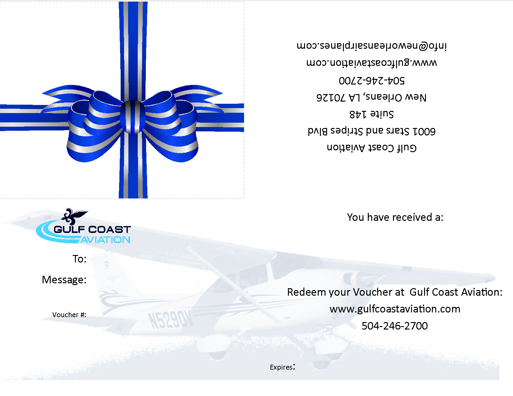 Flight gift certificates all the best flight in 2018 discovery flight and gift certificates wayne plane yadclub Image collections